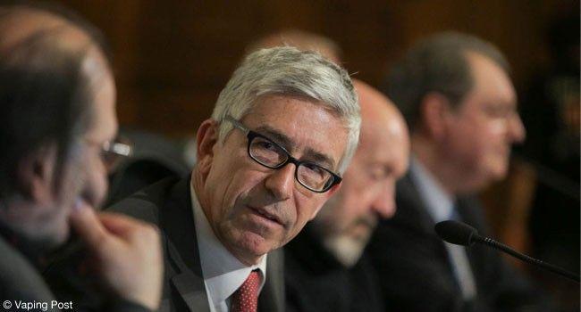 Benoit Vallet, Directeur général de la Santé
