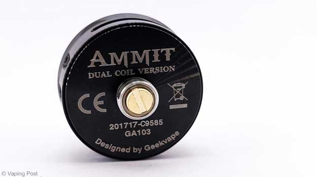 Ammit Dual Coil