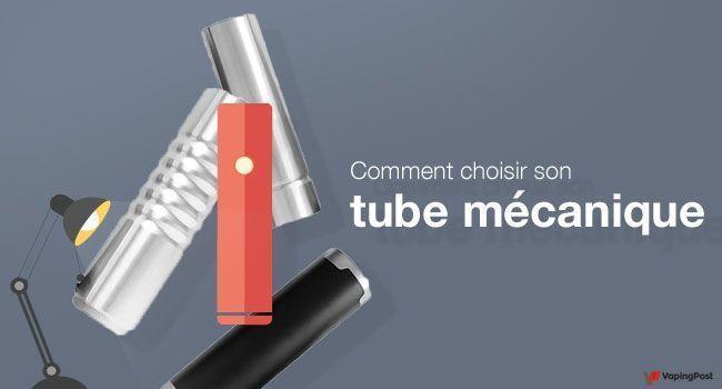 Mod Tube mécanique