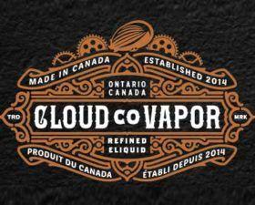 Cloud Co Vapor fabriqué en CA (CITY).