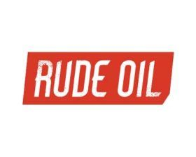 Rude Oil fabriqué en GB (CITY).