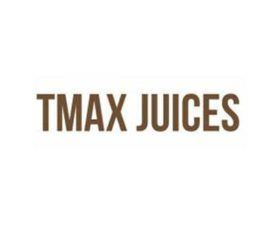 Tmax Juices fabriqué en GB (CITY).