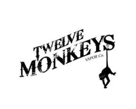 Twelve Monkeys fabriqué en CA (CITY).