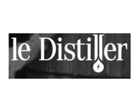 Le Distiller fabriqué en FR (CITY).