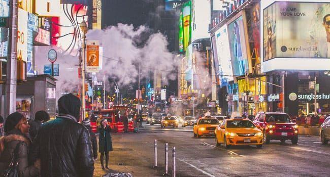 New York. Crédit Photo : Nicolai Berntsen