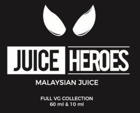 Juice Heroes fabriqué en FR (CITY).