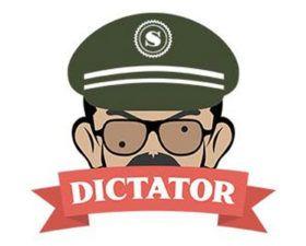 Dictator fabriqué en FR (CITY).
