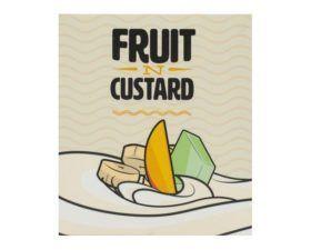 Fruit N Custard fabriqué en US (CITY).