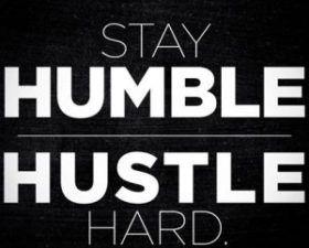 Hustle fabriqué en US (CITY).