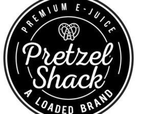 Pretzel Shack fabriqué en US (CITY).