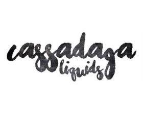 Cassadaga Liquids fabriqué en US (CITY).