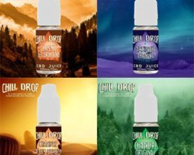 CBD Chill Drop fabriqué en FR (CITY).