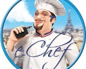 E-Chef fabriqué en FR (CITY).