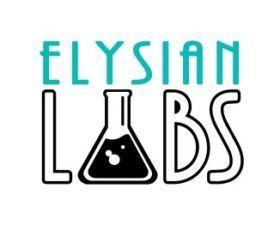Elysian Labs fabriqué en US (CITY).
