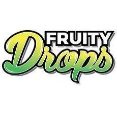 Fruity Drops fabriqué en GB (CITY).