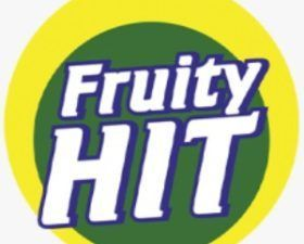 Fruity Hit fabriqué en LT (CITY).