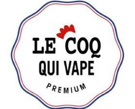 Le Coq Qui Vape fabriqué en FR (CITY).