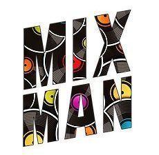 Mix Man fabriqué en GB (CITY).