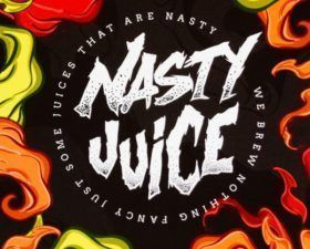 Nasty Juice fabriqué en MY (CITY).