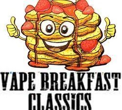 Vape Breakfast Classics fabriqué en US (CITY).