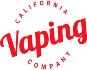 California Vaping Company fabriqué en US (CITY).