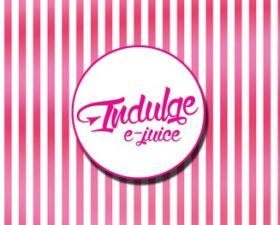 Indulge e-juice fabriqué en GB (CITY).