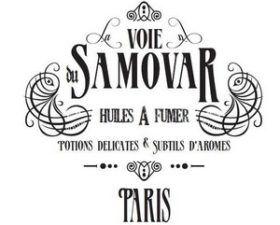 La Voie du Samovar fabriqué en FR (CITY).