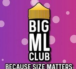 Big ML Club fabriqué en GB (CITY).