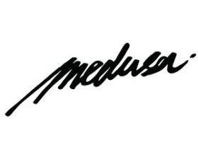 Medusa fabriqué en MY (CITY).