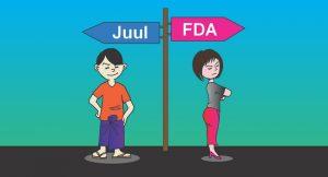 La FDA prend des mesures contre Juul