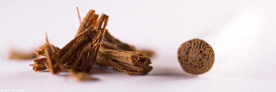 Tabac chauffé (stick de tabac)