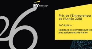 VDLV nominé pour le prix de l'entrepreneur de l'année