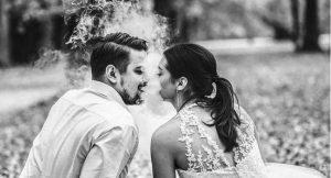 Les mariages de vapoteurs, vous connaissez ?