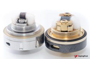 atomiseur, difference MTL et DL