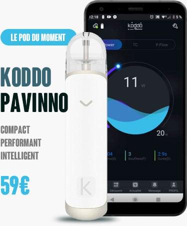 Idée cadeau : le Koddopod Pavinno
