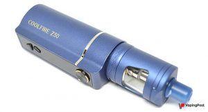 Test : kit Coolfire Z50 – Innokin