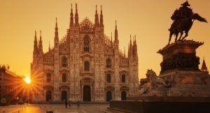 Photo de la cathédrale de Milan