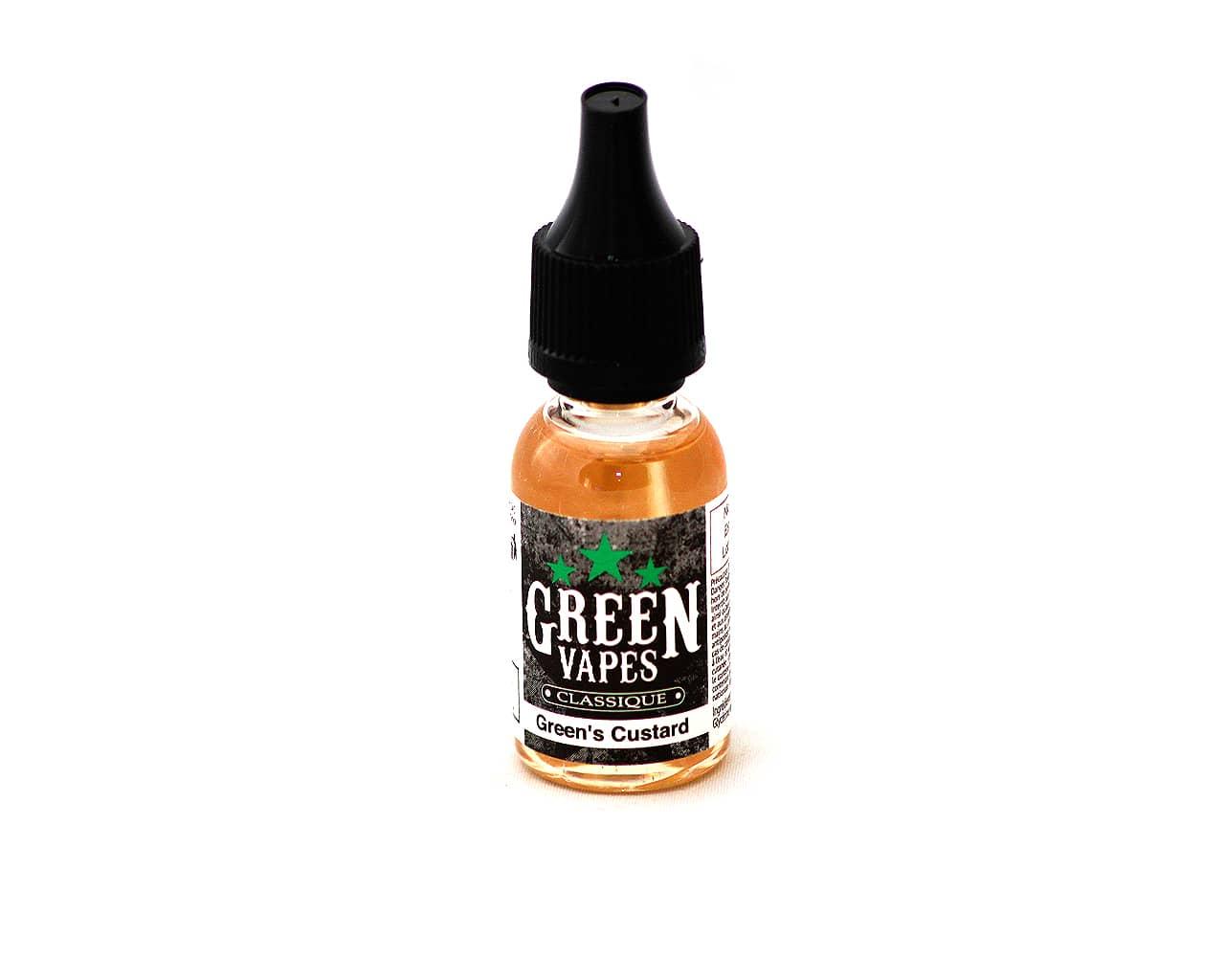 Greens Custard
