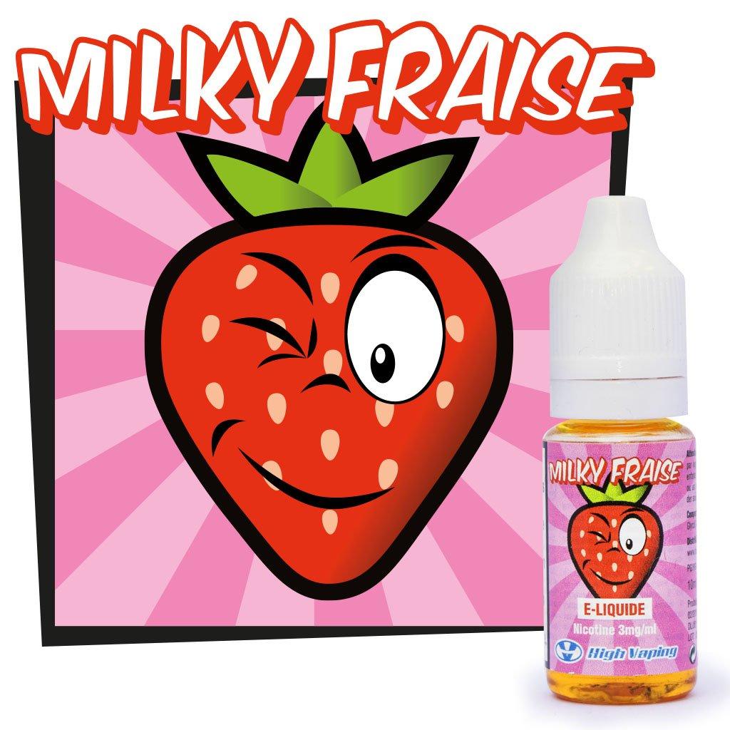 Milky Fraise