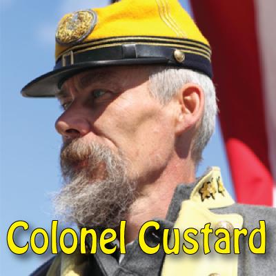 E liquide Colonel Custard
